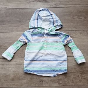 Carter's Hooded Top